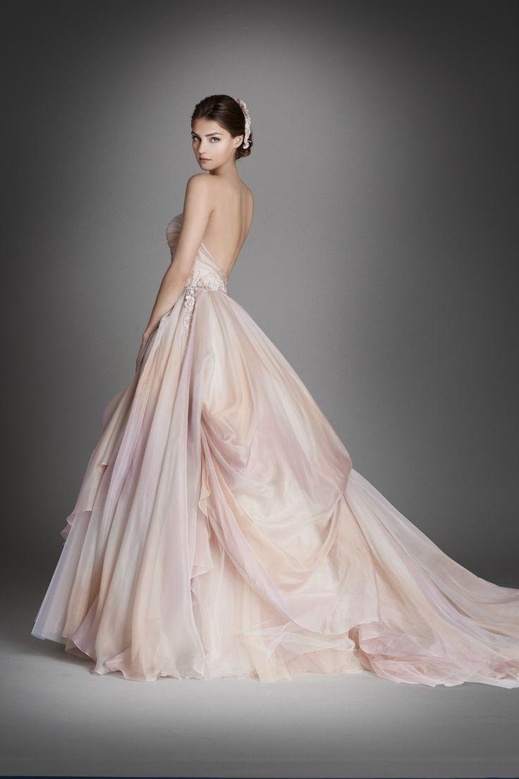 Lazaro Wedding Dresses 2015