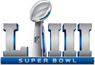 Super Bowl LIII 53 Patriots Rams