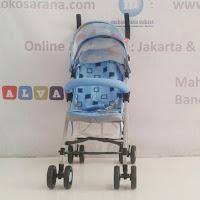 Kereta Bayi Space Baby TK101 Buggy Blue