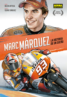 """""""Marc Márquez. La historia de un sueño"""""""