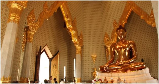 thailand tourism top 5 bangkok temples