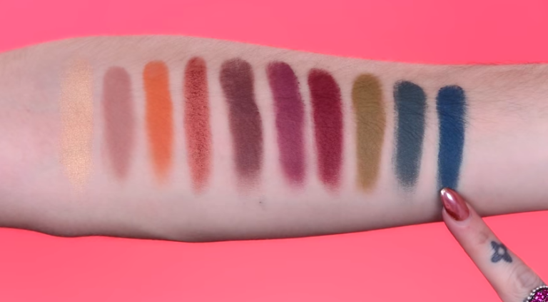 Androgyny Eyeshadow Palette by Jeffree Star #13