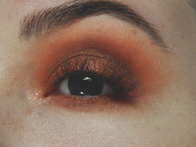 Pumpkin Spice Latte || Makeup Look