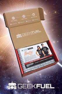 Geek Fuel Firefly Box