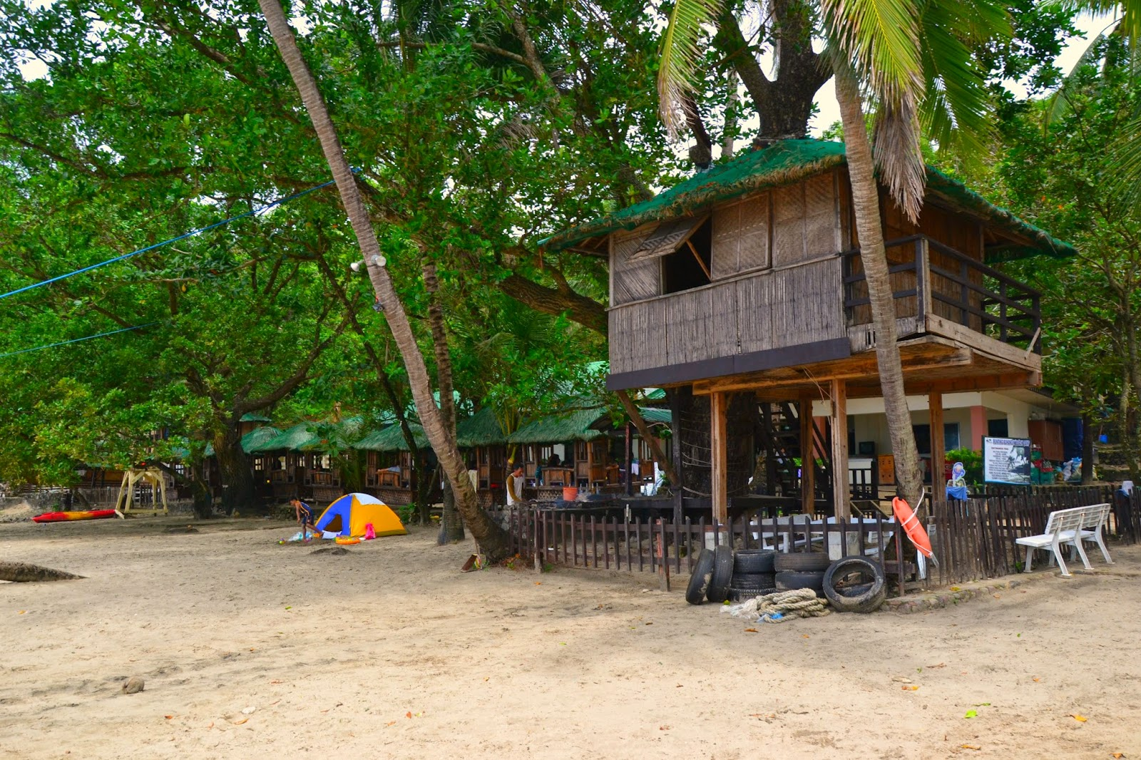 Munting Buhangin Beach Resort Entrance Fee