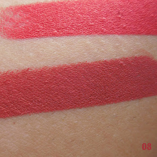 verdebio Defa Cosmetics Velvet Matt Lipstick Beautiful mess