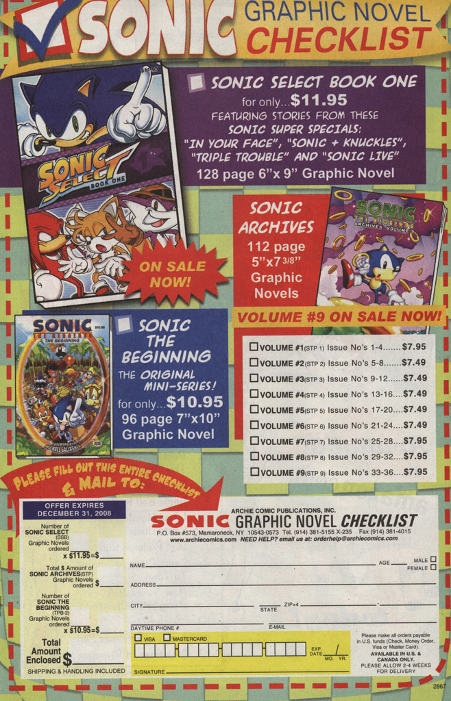 Read online Sonic The Hedgehog comic -  Issue #193 - 14