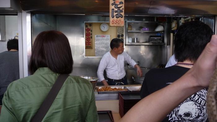 Inoue ramen, Tsukiji (ラーメン 井上) – Tokyo Restaurants