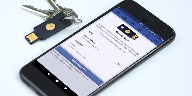 अब पासवर्ड चोरी हो जाए तो कोई गम नहीं Google Security Keys है ना | TECH NEWS