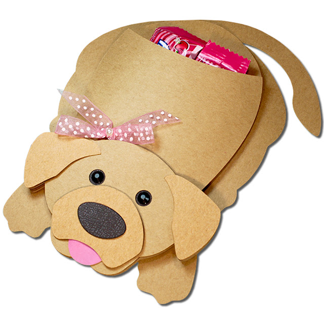 Dog Candy Pocket