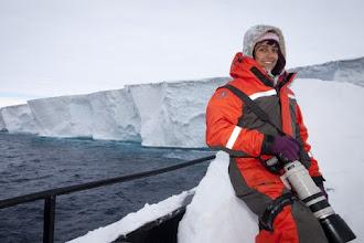 Luta de fotógrafa e ativista pelo meio ambiente vira livro