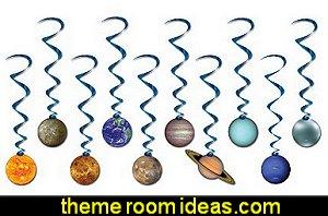 Solar System Whirls