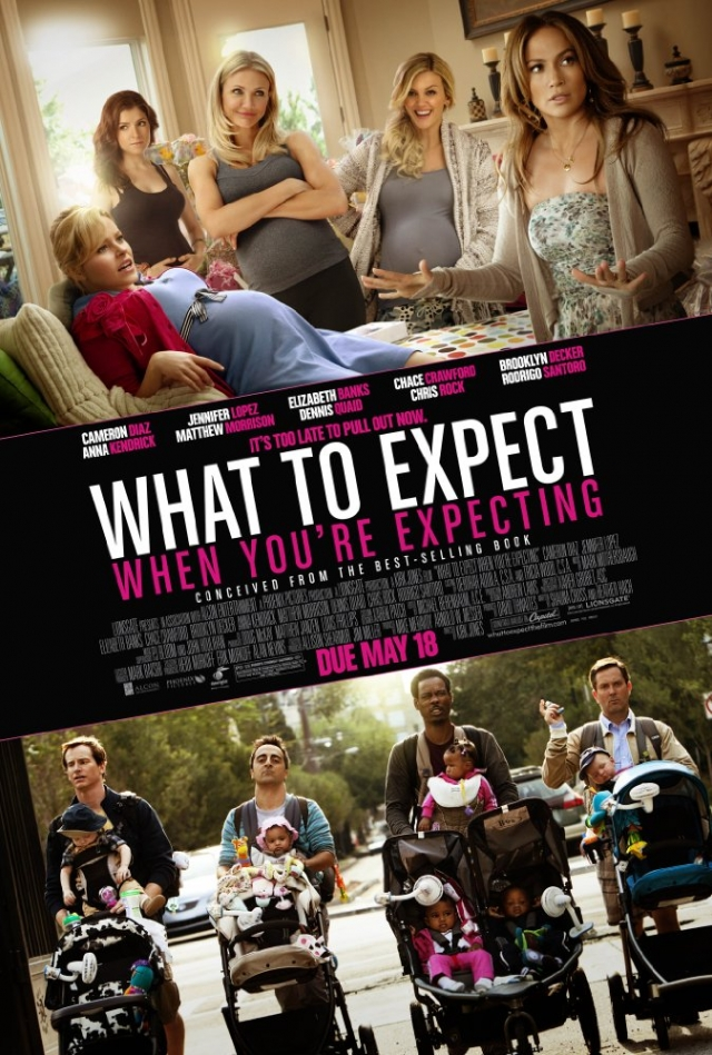 Tâm Sự Bà Bầu - What to Expect When Youre Expecting (2012)