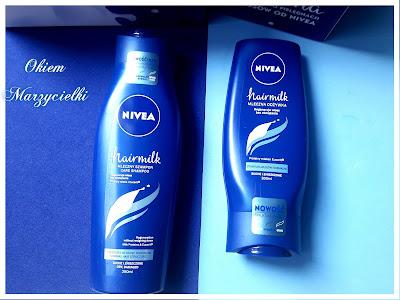 Mleczny szampon i mleczna odżywka (struktura włosów: normalne), Nivea- recenzja #49