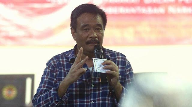 Djarot, Ketua DPP PDIP