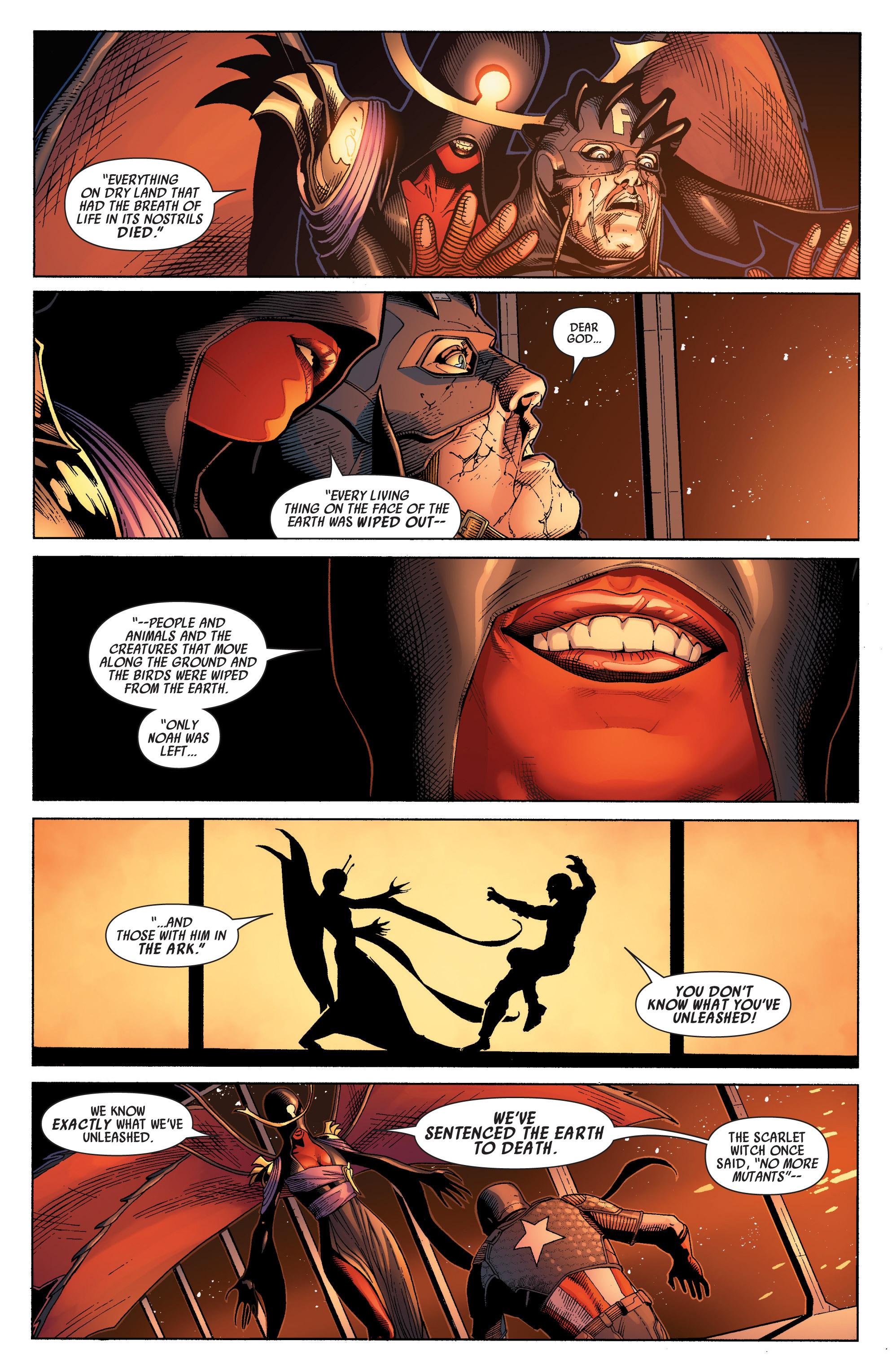 Read online Uncanny Avengers (2012) comic -  Issue #15 - 19