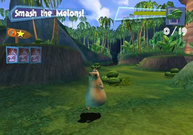 Madagascar Game Online