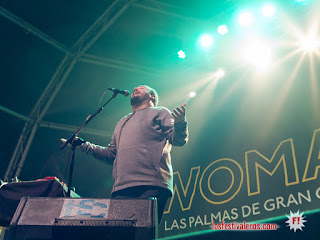 Womad Las Palmas de Gran Canaria 2017 - Niño de Elche (España)