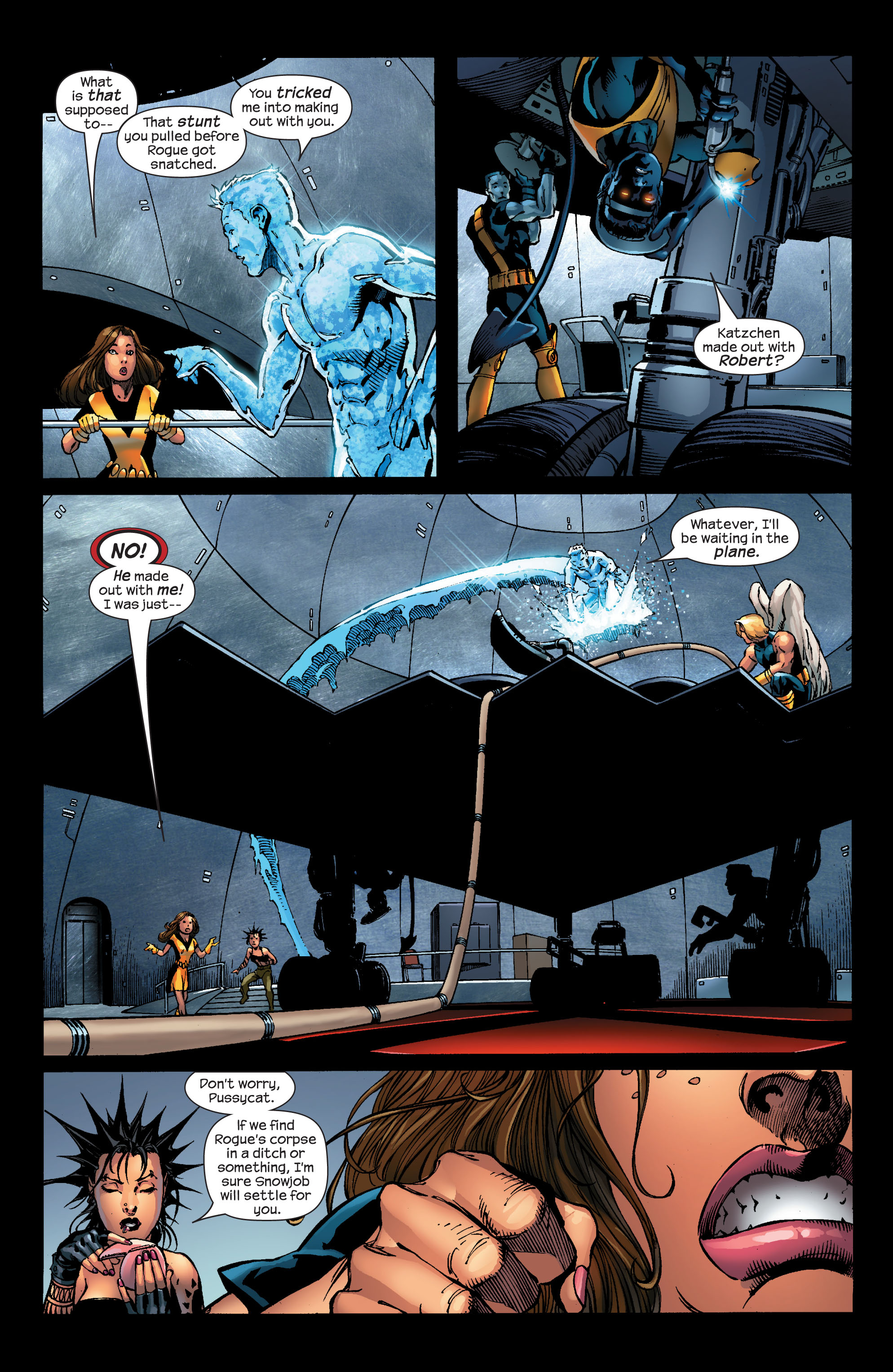 Read online Ultimate X-Men comic -  Issue #52 - 14