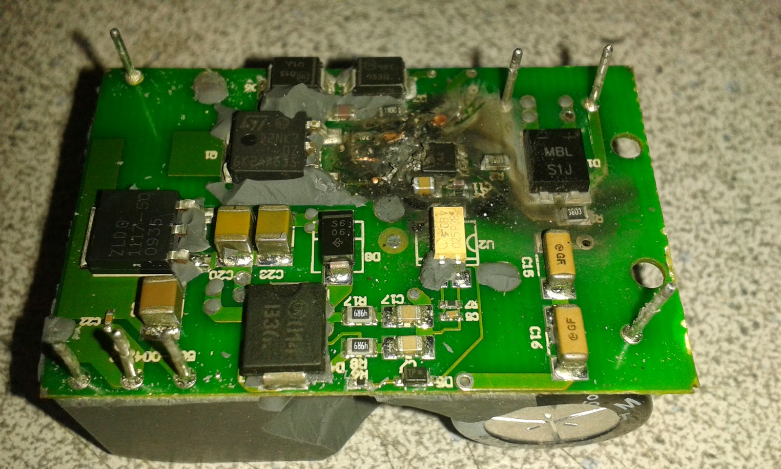 case wiring diagram samsung wiring coppell tv repair online blog repairing voltec spx el 50580 charger on car charger  [ 1600 x 962 Pixel ]