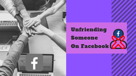How To Unfriend Someone On Facebook<br/>