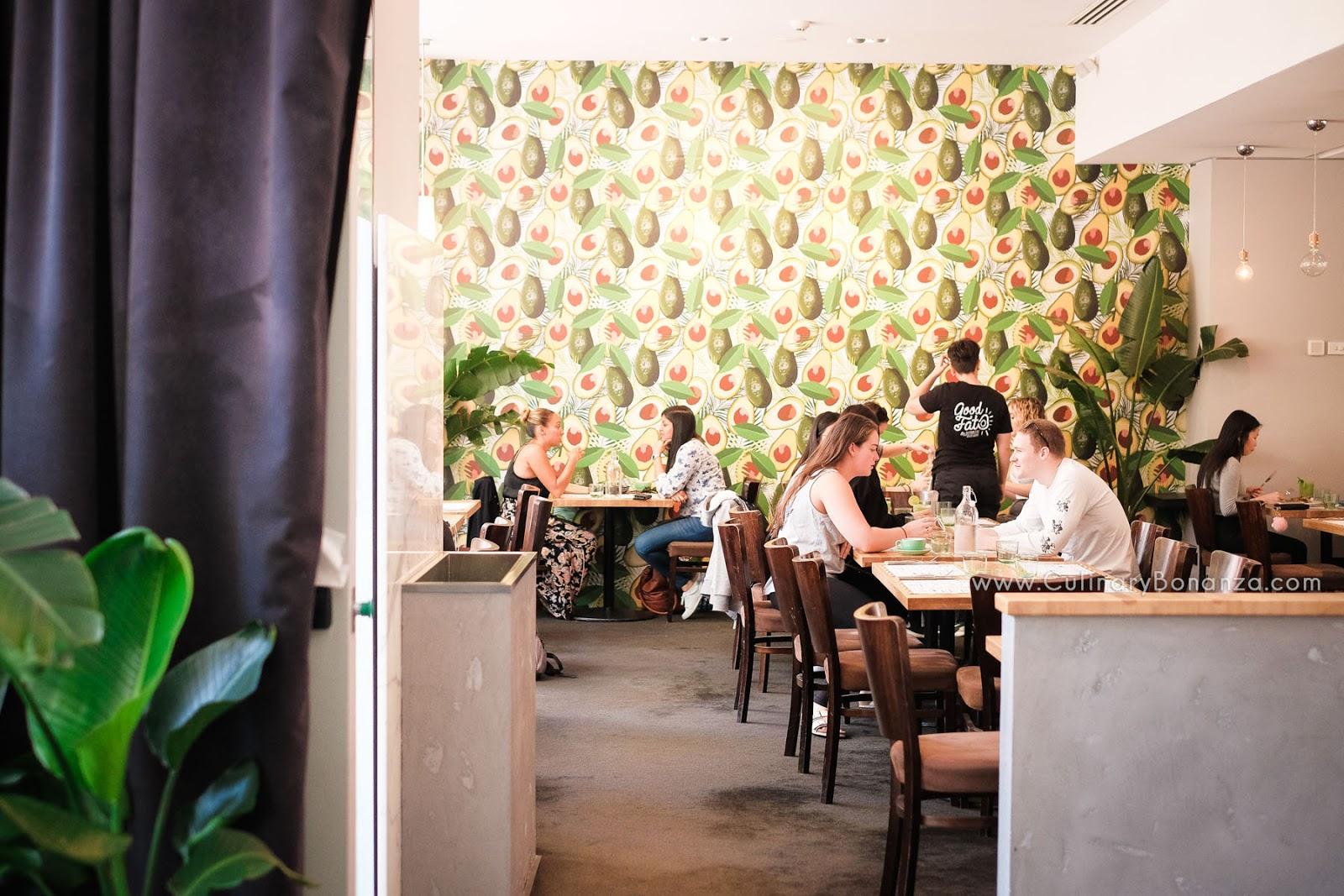 Good Fat by Australian Avocados Pop Up Cafe Sydney (www.culinarybonanza.com)