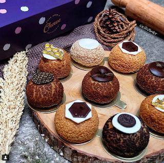 Resep Cara Membuat Kue Choux Pastry Enak Sederhana - Resep Kue Komplit
