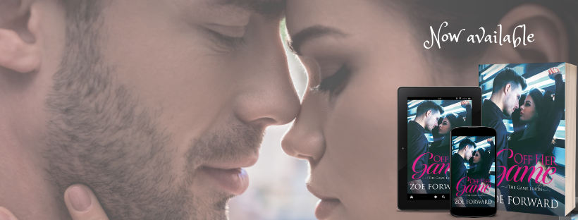 Zoe Forward's Blog: Off Her Game Release Day & $25 Amazon