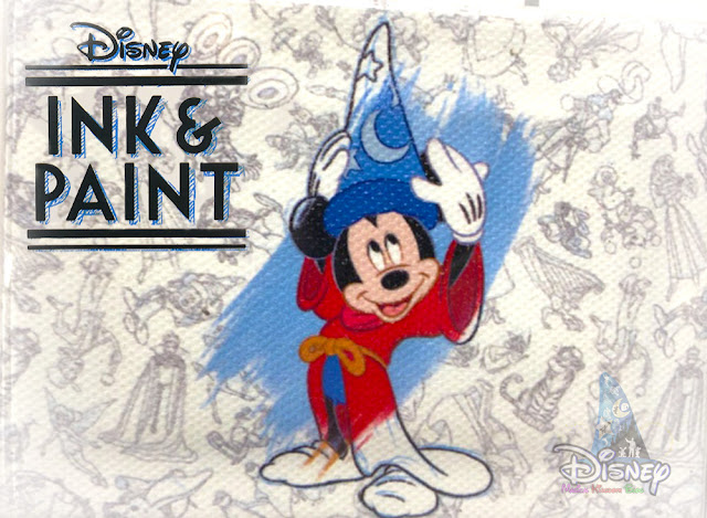 Ink & Paint Walt Disney World World of Disney Disneyland Resort