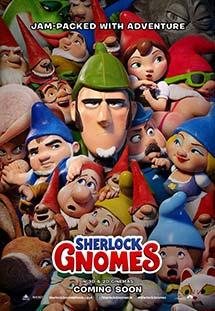 Thám Tử Siêu Quậy - Sherlock Gnomes (2018)