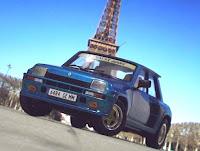 Renault 5 Turbo - Tamiya 1/24