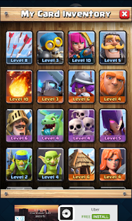 My Card Inventory