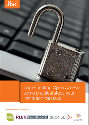 Implementing Open Access some practical steps your institution can take