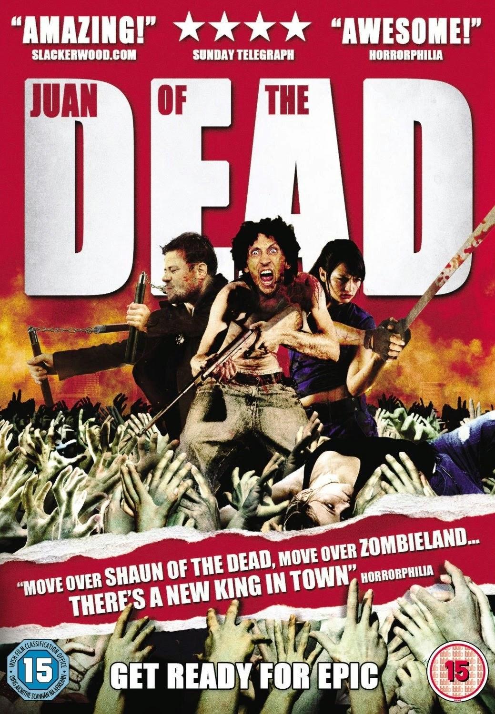 Juan of the Dead (2011) ταινιες online seires oipeirates greek subs