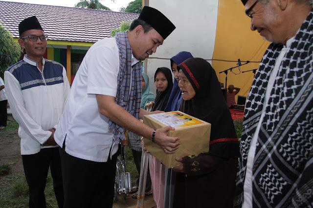 Safari Ramadhan Di Tanah Abang, Wabup Minta Jaga Kerukunan Pasca Pemilu