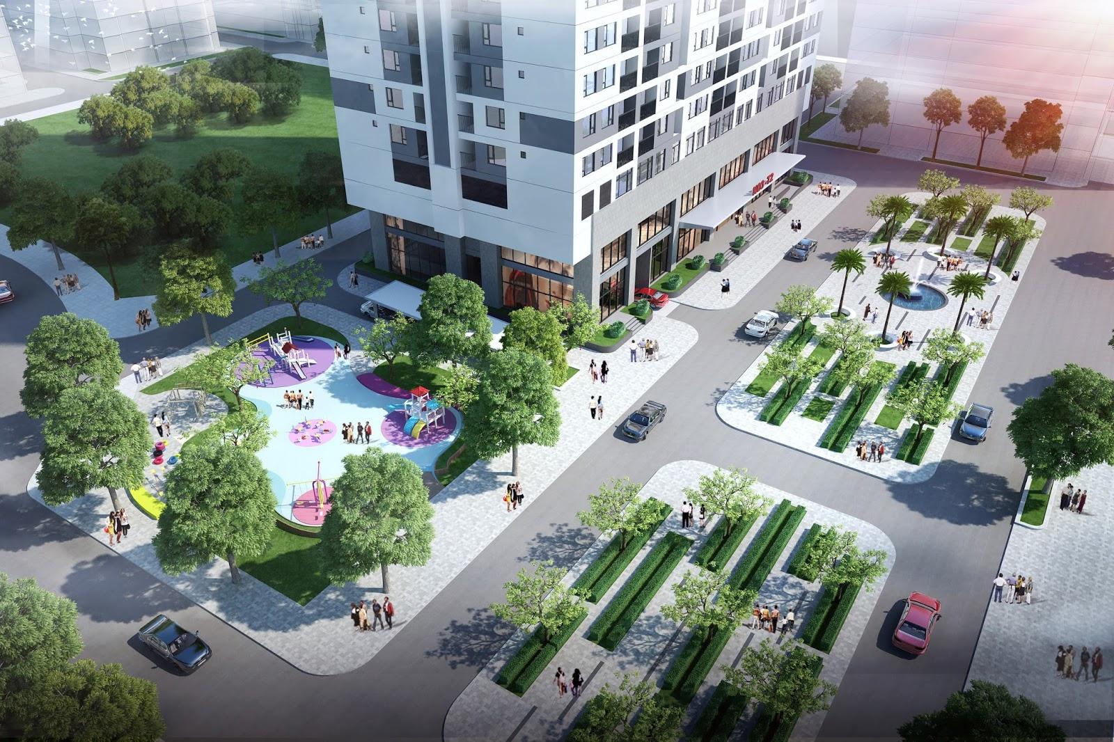 Mở bán đợt cuối chung cư Taseco Complex - N03T2 Ngoại Giao Đoàn