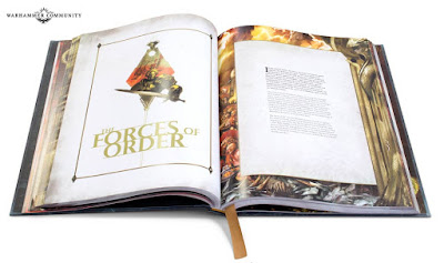 Libro Principal Age of Sigmar IIª edición