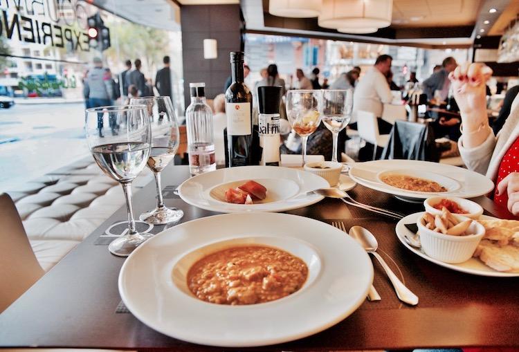 """Gourmet Experience"" w El Corte Ingles Department Stores"