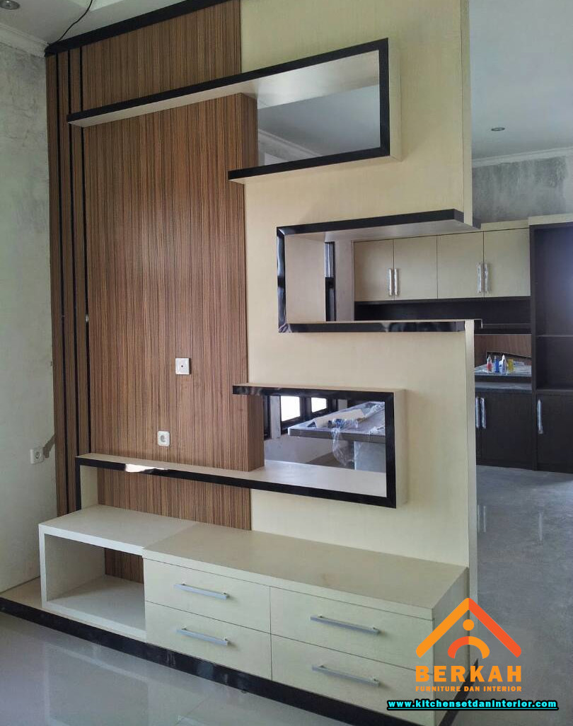 Jasa pembuatan kitchen set bojongsari