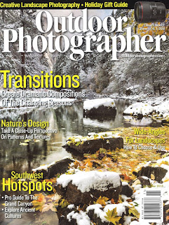 Gift Guide for Photographers. A magazine subscription is a great idea!