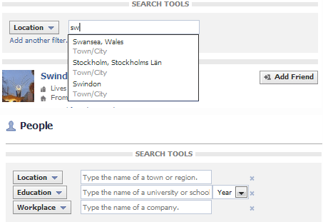 How To Filter Search On Facebook