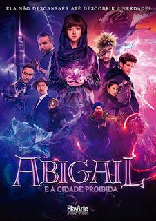 Abigail e a Cidade Proibida - BDRip Dual Áudio