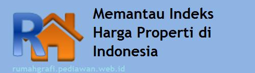 Ilustrasi Memantau Indeks Harga Properti di Indonesia