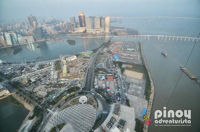 Macau Tower Attractions iVenture Card Klook