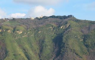 La collina dei Camaldoli è a rischio idrogeologico: il caso arriva in Parlamento