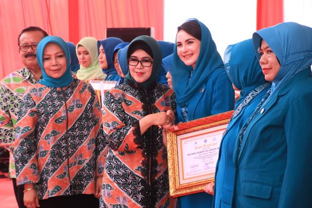 Puncak Peringatan HARGANAS, Kabupaten Trenggalek Raih Penghargaan