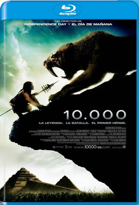 10,000 B.C. 2008 BD25 Latino
