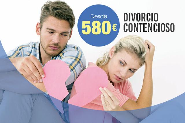 Divorcio contencioso en Valencia