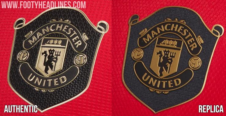 quality design c2387 50b1b Replica Looks Cheap... Adidas Manchester United 19-20 Home ...
