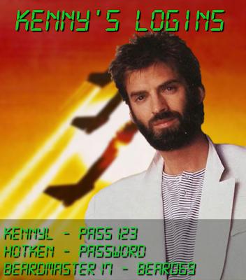 Kenny Loggins - Kenny's Logins